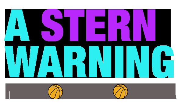 A Stern Warning